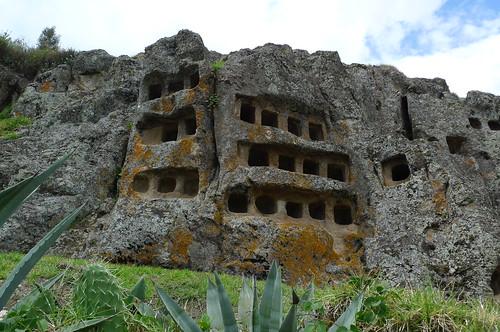 Ventanillas de Otuzco - Cajamarca, Peru