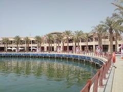 KUWAIT_MARINA CRESENT (husainbourisly) Tags: marina mall asia gulf arab kuwait salmiya cresent resturants