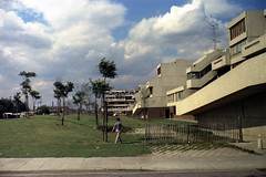 Thamesmead early days (John A King) Tags: homes construction occupied thamesmead harrowmanorway