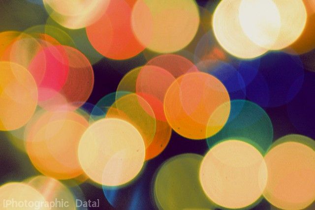 holiday bokeh 2