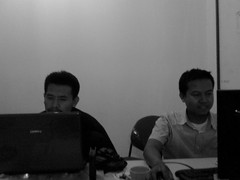 Clich in the Office (Ikhlasul Amal) Tags: office daily developer dadang andri