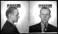 Robert Cole (angus mcdiarmid) Tags: newcastle pennsylvania pa mugshot armedrobbery 21yearsold 23march1940