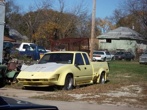 Oddities in Texas | Old Car Junkie