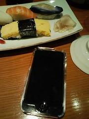 iPodとお寿司