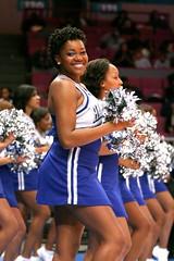 Hampton University Cheerleaders (Kevin Coles) Tags: nyc newyorkcity ny newyork sports basketball cheerleaders manhattan pirates bluethunder cheer hampton ncaa msg madisonsquaregarden bac hiu hamptonuniversity hbcu howardhampton meac bigappleclassic therealhu blackcollegesports thebigappleclassic hamptonuniversityvshowarduniversity bigappleclassic2010