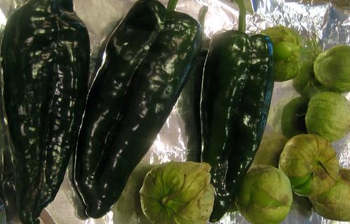 chiles verdes