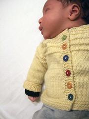 My nephews sweater