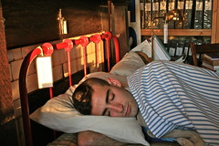 AARON ASLEEP IN MY STUDIO (louisbickett) Tags: boy man studio sleep lexington ky books archivelouiszoellarbickett louiszoellarbickettii aaronmichaelskolnick