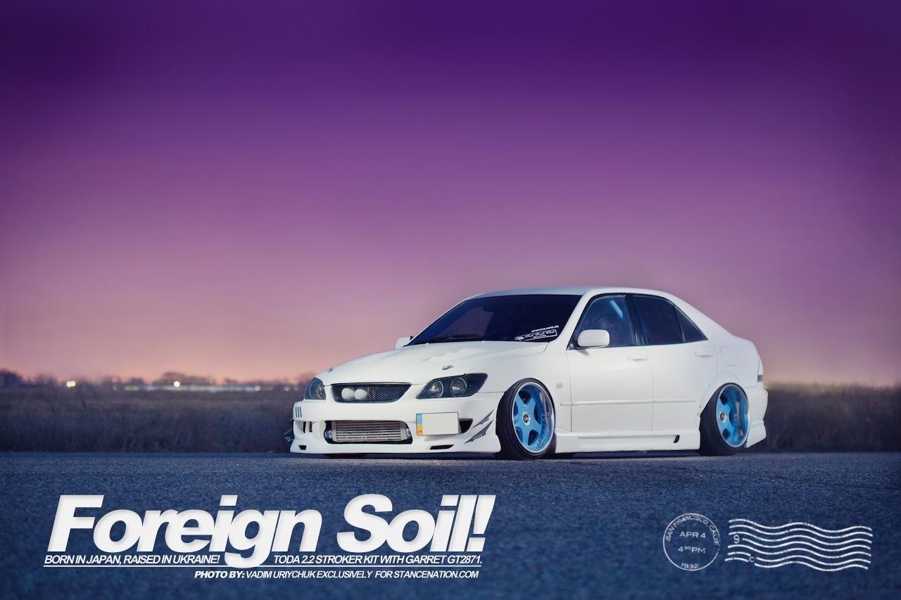 Foreign Soil! | StanceNation™ // Form > Function