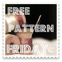 Free Pattern Friday #3