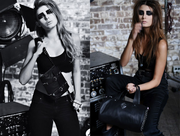 Fashion Photography Sydney, Lawless, Black & White & Colour Daylight Shots. Unauthorised Love & Luck  Photographers Edit.