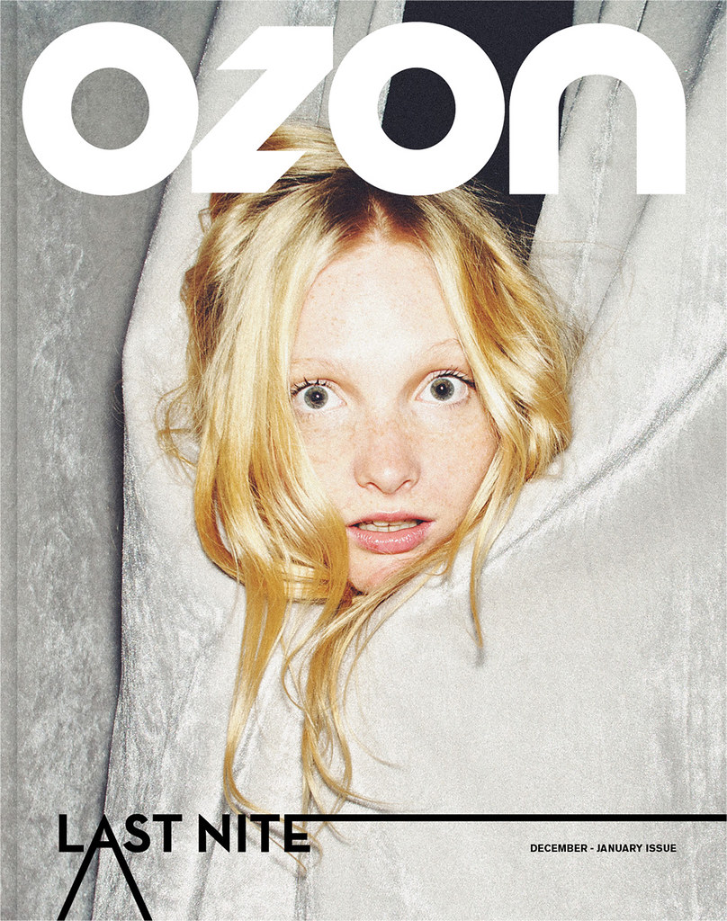 OZON'Last Nite' December'10 / January 11 Issue Cover