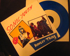 kooler thing sonic youth (mc1984) Tags: flickr sonicyouth demos lee2 mc1984 dirtyboots 45tours bluerecord