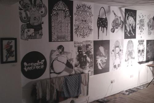 Designer Violence Xmas Show