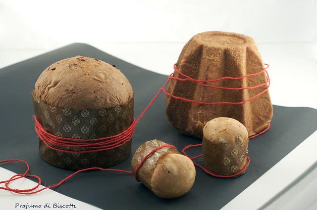 panettoni e pandoro sfogliato home made