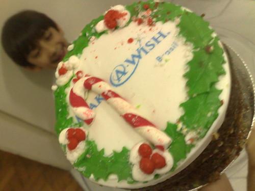 Make-a-Wish @giorgio_bros =)