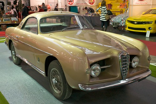 L9770473 - Auto Retro 2010 Alfa Romeo 1900 Sprint Speciale Ghia Supergioiello