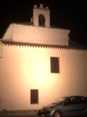 Ermita en lo alto del cerro (Lebrija)