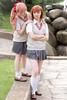 Kuroko and Mikoto (yeshayden) Tags: cosplay mikotomisaka toarukagakunorailgun crackcon acertainscientificrailgun kurokoshirai