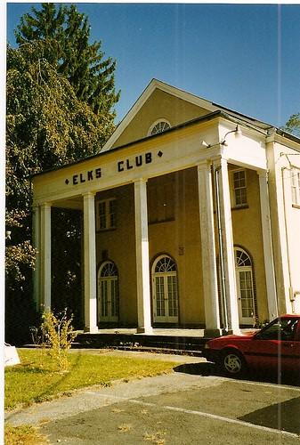4.46A41 by Boonton Holmes Public Library. Boonton Elk's Club Exterior