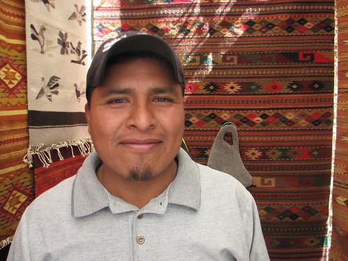 Sergio Lazo Mendoza @ Oaxaca Mexico 12.2010