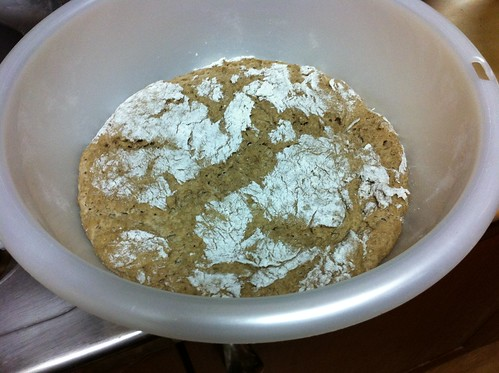 Some Brett C. bread dough