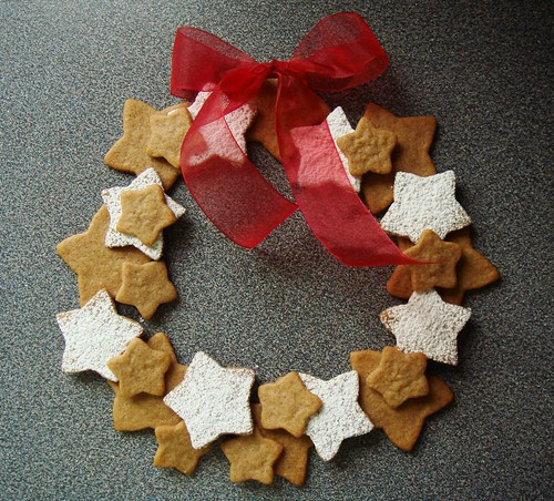 Speculoos Wreath