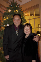 TANOCAL Christmas Party (besighyawn) Tags: restaurant berkeley christmasparty 2010 hslordships heleng ajscamera tanocal pempeg