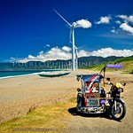 Bangui Windmills and Cape Bojeador Lighthouse in Ilocos Norte