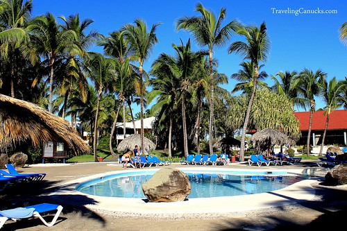 Main Pool at Bavaro Princess Resort