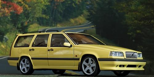 1995 Volvo 850 T5R Copart Lot: