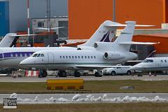 G-LCYA - 105 - Private - Dassault Falcon 900EX - Luton - 100224 - Steven Gray - IMG_7278