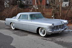 "1956 lincoln mark II continental • <a style=""font-size:0.8em;"" href=""http://www.flickr.com/photos/85572005@N00/5297987839/"" target=""_blank"">View on Flickr</a>"