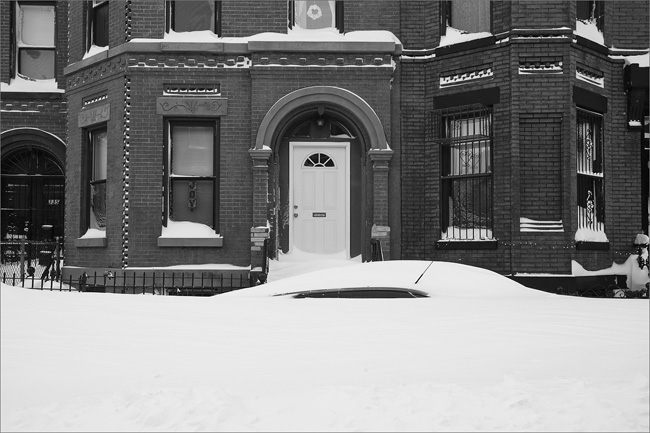 Blizzard, Brooklyn