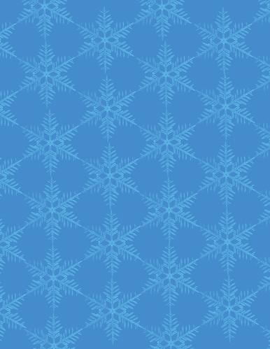SnowflakePattern16