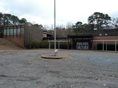 Crestwood School (toml1959) Tags: mississippi meridian