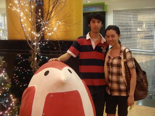 Kai Yuan and Chee Li Kee