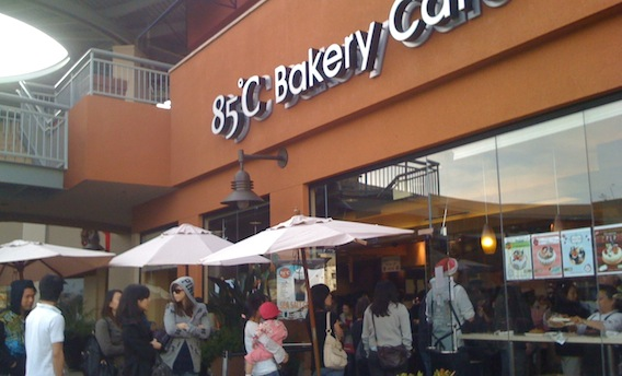 85C Bakery Cafe in Irvine