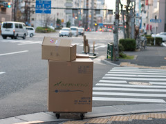 Waste (Yakinik) Tags: japan 50mm tokyo voigtlander panasonic   voightlander f11 nokton voigtlnder gf1 yakinik