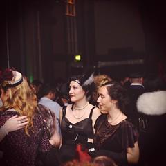 Eve of Tomorrow Ball (Nic Stevenson) Tags: london night nye bloomsbury artdeco steampunk futurist dieselpunk whitemischief boomboomclub eveoftomorrowball
