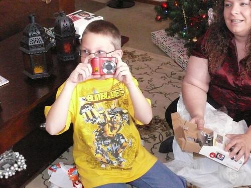 Brandon, Christmas 2010
