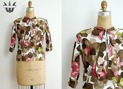 illustratedbloomsblouse