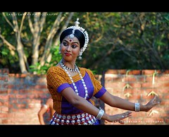 Adbhutam Rasa (Rimi's Magik!) Tags: travel india tourism nature birds lady dance nikon expression indian culture chennai incredible orissa tamilnadu odissi dakshinachitra d90 ndia naturechennai