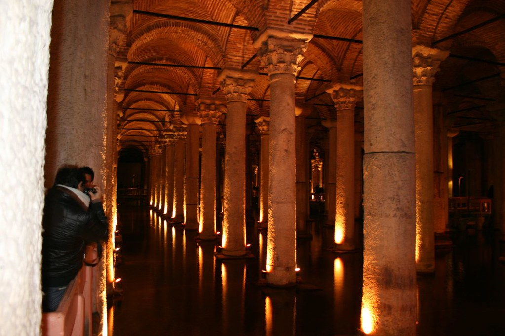 The Basillica Cistern 00