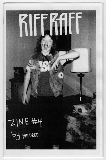 riff raff zines
