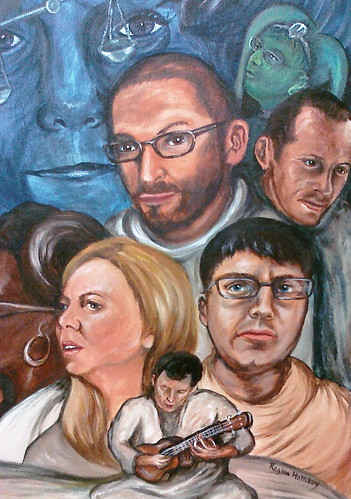 Aaron Ginoza, CyberSlate, Kelli Shewmaker, Howard Liebers, David Hale, Casey Quinlan