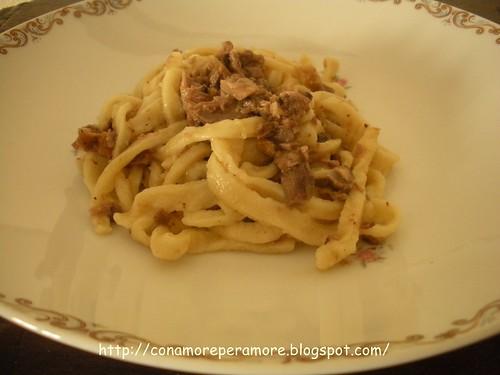 pasta con ragù d'anatra1