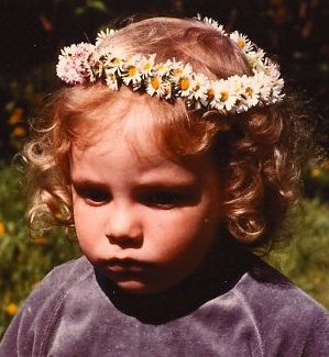 Flower Crown Little Sister