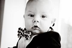 skar Gsli (katrinolafs) Tags: christmas winter boy baby canon 50mm iceland child oskar suit bow