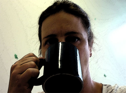 #dailyimage2011 Coffee time